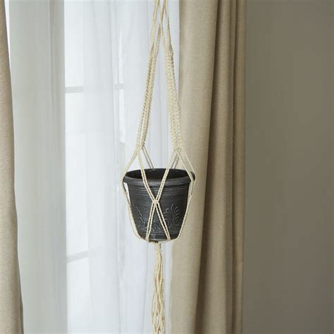 Macrame Plant Hanger Supplies - boho macrame plant hanger new items