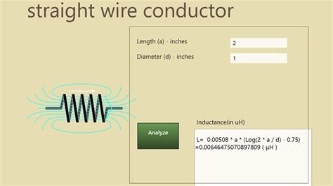 inductance calculator wire wire inductor calculator for windows 10 free on windows 10 app store