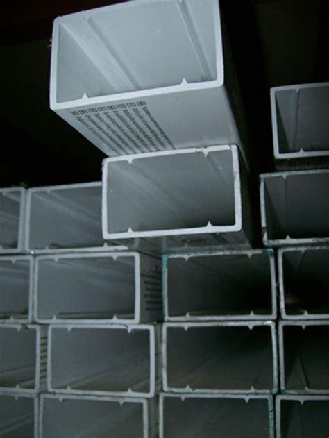 tubos cuadrados de pvc tubos rectangulares de pvc cortados a medida