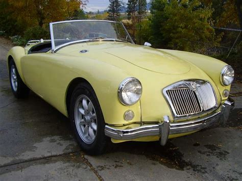 car paint colors yellow light colors for mga