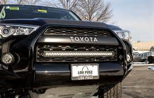 4runner light bar toyota trail package vip auto accessories