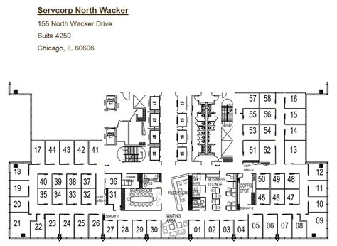 1 s wacker dr 3d floor 155 n wacker dr chicago il 60606 property for lease