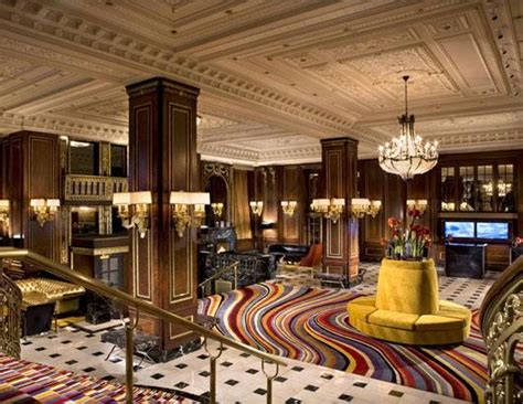 the rug company nyc grand hotel lobbies fashion class jet lag the