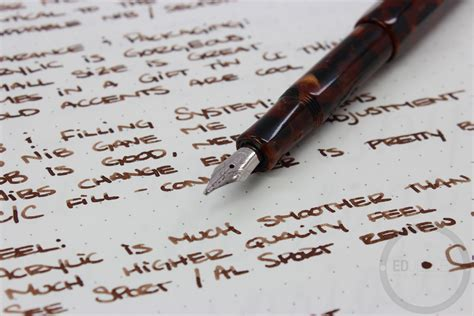 best paper for pen writing kaweco sport pen review edjelley