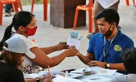 recto  dswd distribute pb aid  christmas ayuda