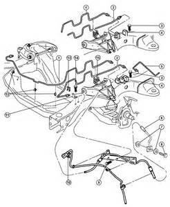 Brake Line Diagram 2000 Dodge Dakota 2001 Dodge Stratus Parts Diagram Auto Parts Diagrams
