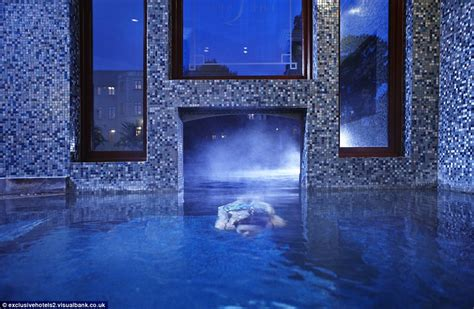 Shower Bath Suite pennyhill park hotel and spa offers the last word in