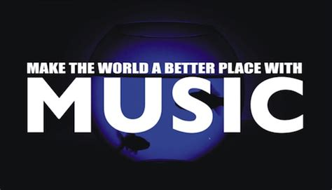 song make the world a better place makes the world a better place