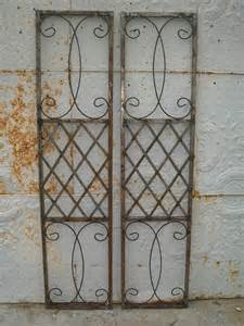 Iron Trellis Arch Wrought Iron Skyview Exterior Window Shutters