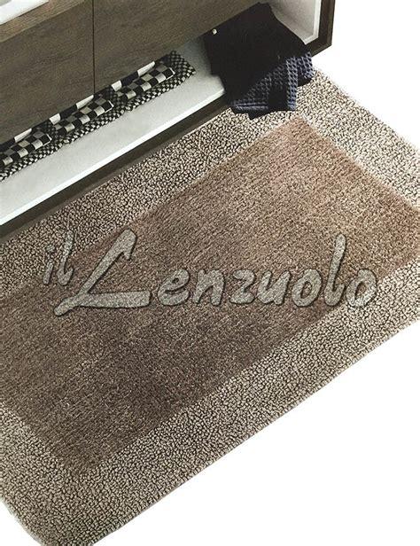 tappeti di bamboo tappeto bagno bamboo in cotone varie misure