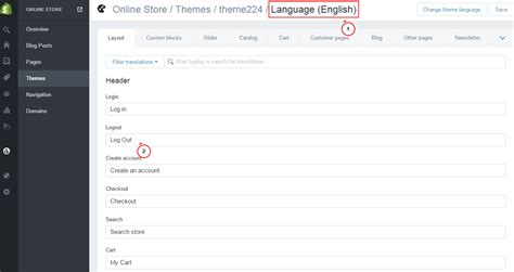 shopify themes with translation shopify how to manage translations in translation ready