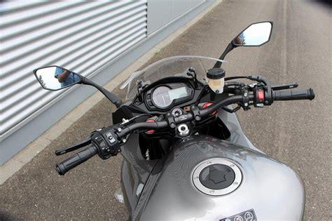Motorradheber F R Kawasaki Z1000sx by ニンジャ1000 Ninja1000 ファットバーハンドルキット