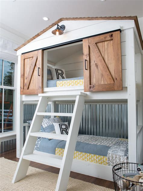 room and board bunk beds photos hgtv s fixer with chip and joanna gaines hgtv