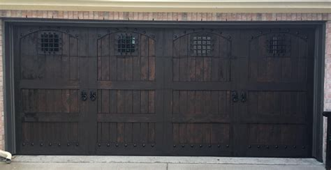 Garage Door Plano Tx Wooden Garage Doors In Plano Tx