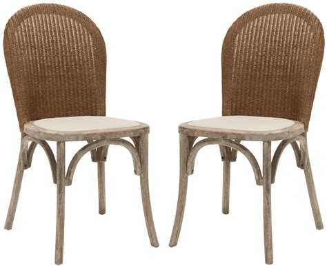 Safavieh Bistro Chairs Mcr4599a Set2 Dining Chairs Furniture By Safavieh