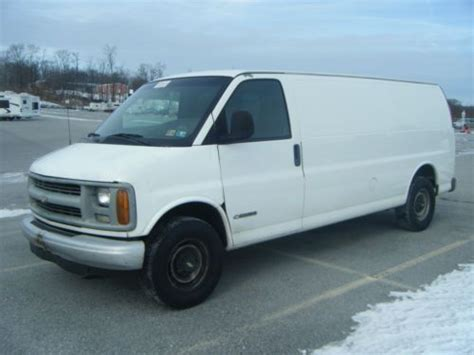 auto body repair training 2002 chevrolet express 3500 parental controls buy used 2002 chevrolet express 3500 utility van no reserve in windber pennsylvania united