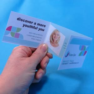 fold out business card template regular folding and cut out business cards printing