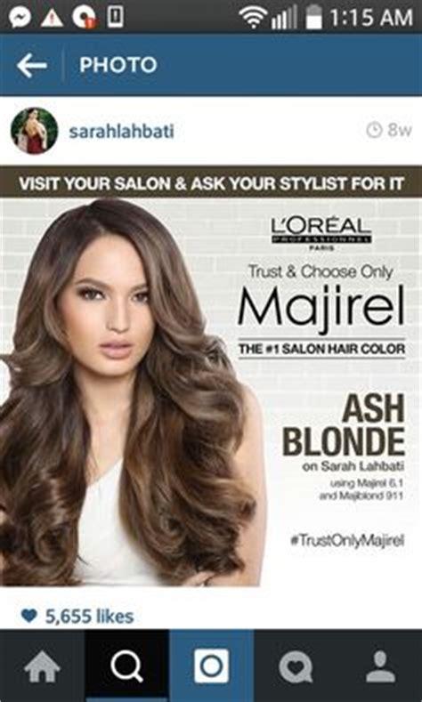 loreal majirel hair color 7 31 gold ash ionene g permanent dye new majirel 7 4