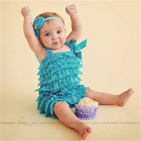Mothercare Romper For Baby 1 newborn baby clothes infant baby lace romper vintage ruffle onesie jumpsuit baby