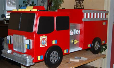 cutlers  stillwater toy box  fire truck