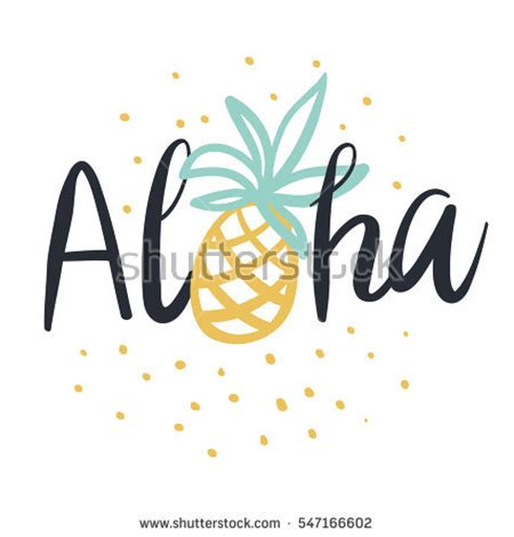 Aloha Stock Images, Royalty Free Images & Vectors   Shutterstock