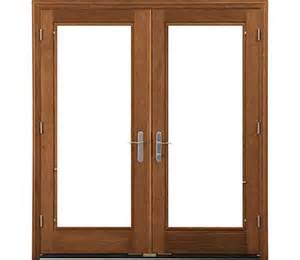 Pella Hinged Patio Doors Designer Series Hinged Patio Door Pella