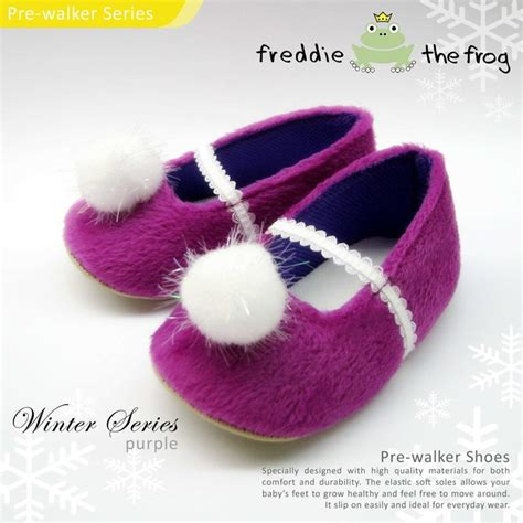 Sepatu Baby Fuschia 3 prewalker shoes sandals by freddie the frog jce shop
