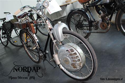 Motorrad Oldtimer 50ccm by Nordap Hilfsmotor 50ccm 1951 Motorcycles 1