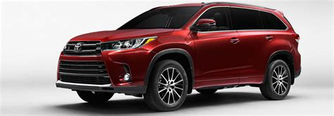 Toyota Facts 5 Facts About The 2017 Toyota Highlander