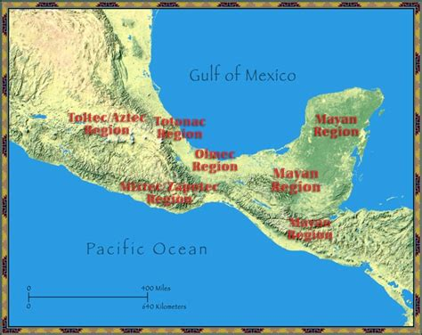 mexico geography www pixshark com images galleries mesoamerica map new style for 2016 2017