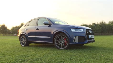 car audi q3 audi rs q3 performance review two minute road test