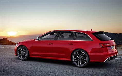Audi Rs6 Diesel by Audi Rs6 Avant 2014 Widescreen Car Image 10 Of 34