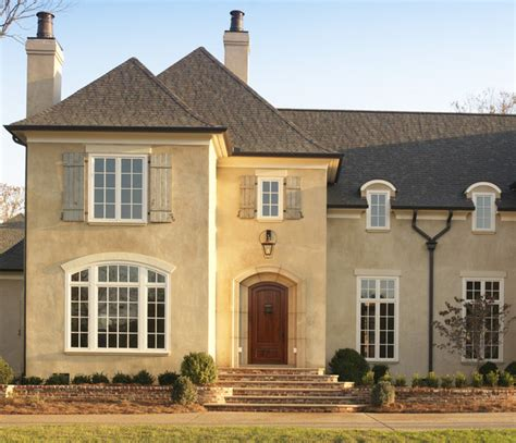 french country exteriors french country styles exteriors