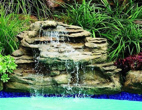 get the deluxe diy waterfall pond kit at walmart com save diy pool waterfalls kits interior decor