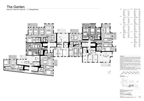 Plans For Houses by Gallery Of The Garden Eike Becker Architekten 21