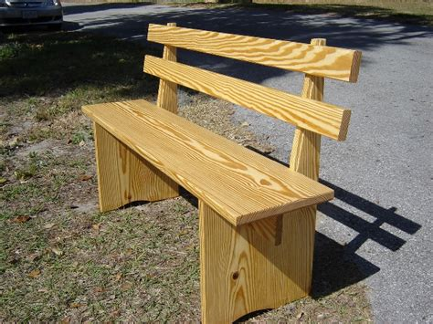 Southern Yellow Pine Outdoor Furniture Finewoodworking Outdoor Pine Furniture