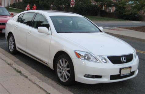 file 06 lexus gs300 awd jpg wikimedia commons