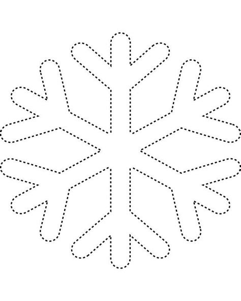 printable large snowflakes printable snowflake coloring pages coloring home