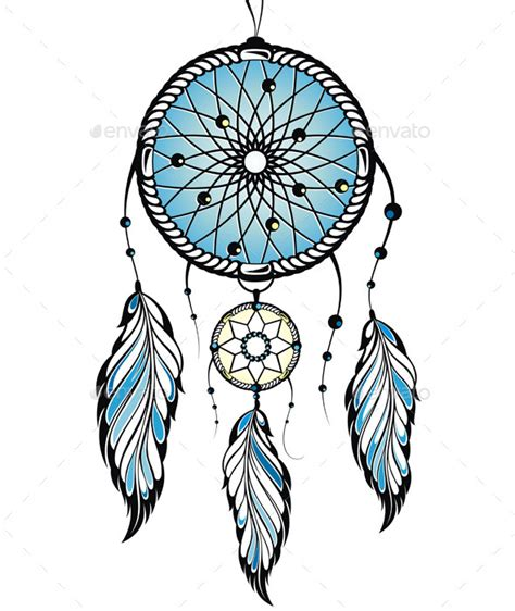 indian dream catcher by ksyxa graphicriver