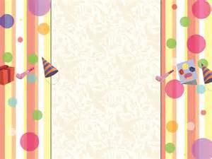 birthday powerpoint template birthday wallpaper wallpapersafari