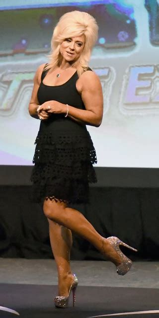 theresa caputo how old is she review long island medium theresa caputo connects crowd