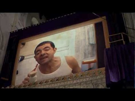 mirrors movie bathroom scene johnny english bathroom scene best scene abba youtube