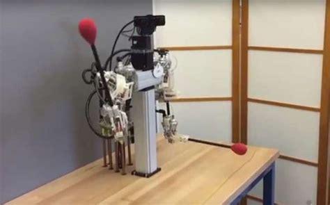 membuat robot manusia tangan robot dengan sistem hybrid baru memiliki presisi