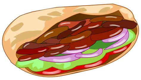 kebab clipart free clipart doner kebab food