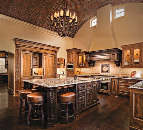 Kansas City Interior Decorators kansas city kitchen with a taste of tuscany a design