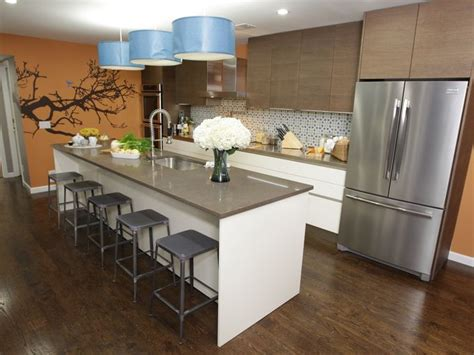 12 foot kitchen island hgtv s kitchen cousins the appliance trend to avoid