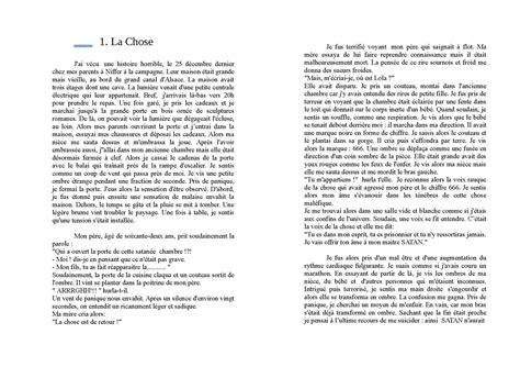 Présentation Lettre Devoir Français Ppt Lettre Ouverte Devoir 4eme