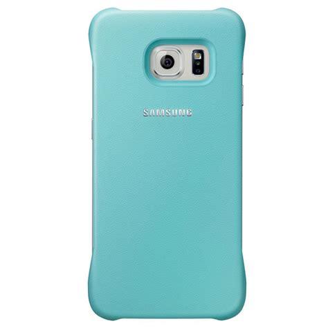 Official Samsung Galaxy S6 Edge Protective Cover Mint samsung galaxy s6 edge protective cover