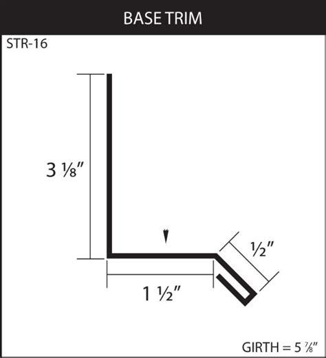 Metal Roof Awnings Huddle Steel Buildings R Panel Trim