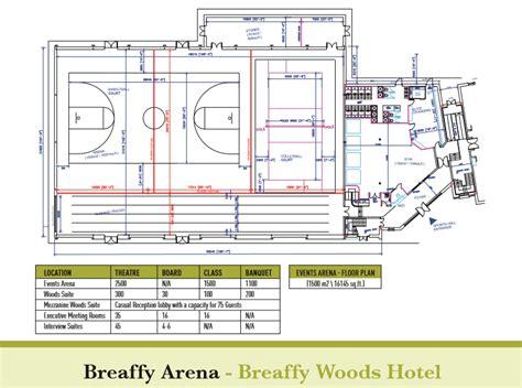 allphones arena floor plan arena floor plan floor plans breaffy conference facilities